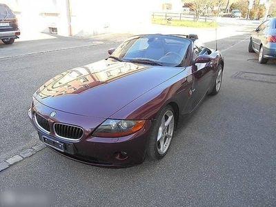 gebraucht BMW Z4 Sommer Auto wie neu
