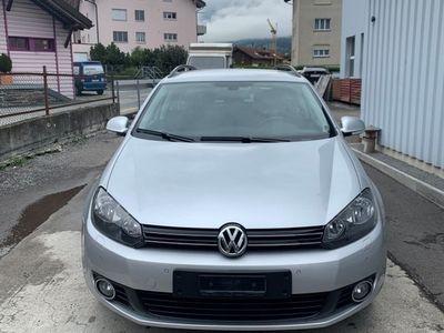 gebraucht VW Golf Variant 1.4 TSI Comfortline