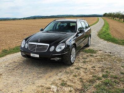 gebraucht Mercedes E500 Avantgarde 4Matic Automatic