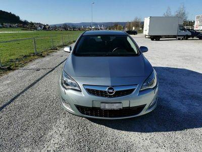 gebraucht Opel Astra 1.4 Turbo
