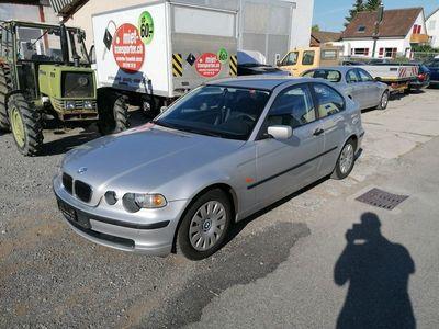 gebraucht BMW 316 Compact ti Advantage