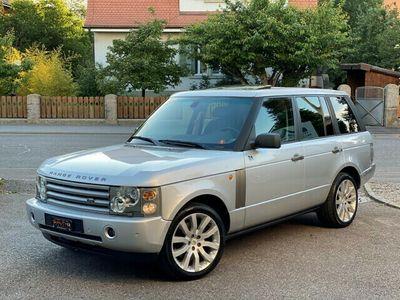 gebraucht Land Rover Range Rover 3.0 d Vogue Automatic