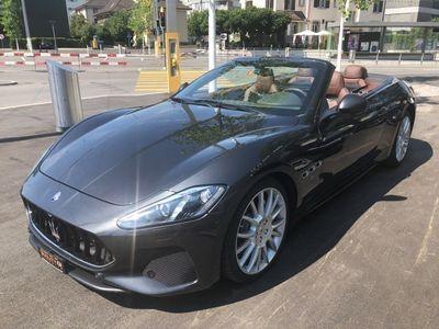 gebraucht Maserati GranCabrio Sport