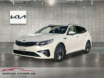 gebraucht Kia Optima Hybrid  Sportswagon 2.0 GDi Plug-in Style
