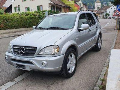 gebraucht Mercedes ML55 AMG M-KlasseAMG Automatic