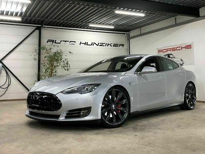 gebraucht Tesla Model S Model S 85+ Performance PLUS / Free Supercharging / Autopilot85+ Performance PLUS / Free Supercharging / Autopilot