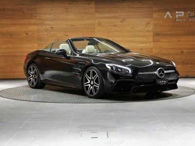 gebraucht Mercedes SL500 AMG 9G-Tronic