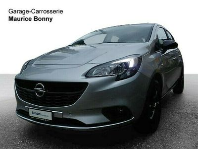 gebraucht Opel Corsa 1.0 Turbo eTEC Black Ed. S/S