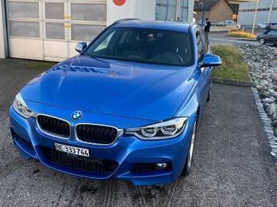 gebraucht BMW 320 d x-Drive M-Sport