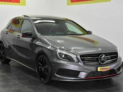 gebraucht Mercedes A220 CDI AMG Line 4Matic 7G-DCT