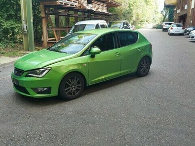 gebraucht Seat Ibiza 1.4 TSI FR DSG