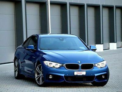 gebraucht BMW 435 4er 435i Coupé xDrive M-Sportpaket Steptronic 4er i Coupé xDrive M-Sportpaket Steptronic