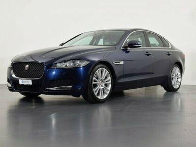 gebraucht Jaguar XF 2.0 D 180 Prestige