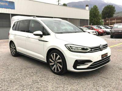 gebraucht VW Touran 1.8 TSI BlueMotion Technology Sport DSG