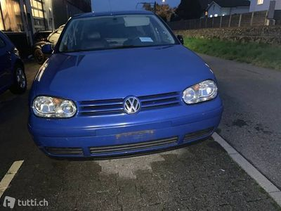 gebraucht VW Golf IV / 2.3 V5 / Für Export / Ersatzteiträger