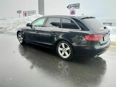 gebraucht Audi A4 3.0 TDI QUATTRO VOLL MFK