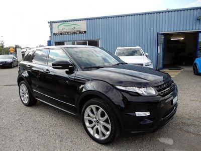 gebraucht Land Rover Range Rover evoque 2.0 Si4 Dynamic AT6