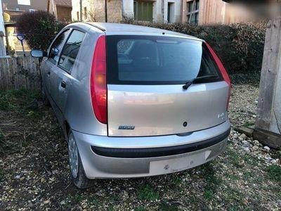 gebraucht Fiat Punto 1.2l