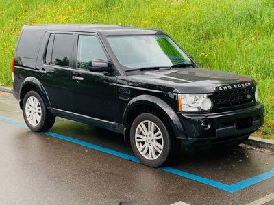 gebraucht Land Rover Discovery 3.0 TDV6 HSE Automatic