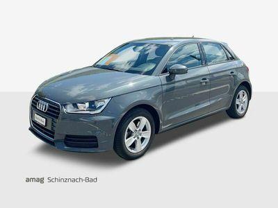 gebraucht Audi A1 Sportback 1.4 TFSI S-tronic