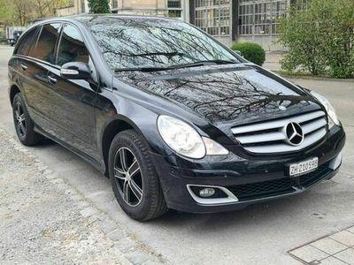 gebraucht Mercedes R280 R-Klasse MERCEDESCDI TOP ZUSTAND FRISCH AB MFK UND SERVICE