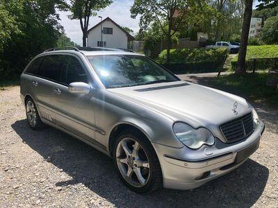 gebraucht Mercedes C320 C-KlasseAvantgarde Automatic