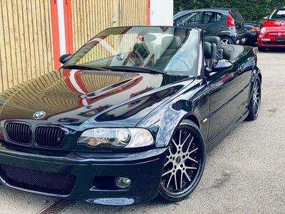 gebraucht BMW M3 Cabriolet 3er e46 FRISCH AB MFK TOP ZUSTAND