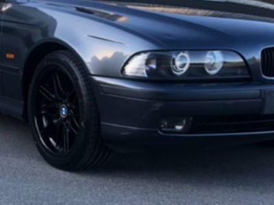 gebraucht BMW 523 5er i e39