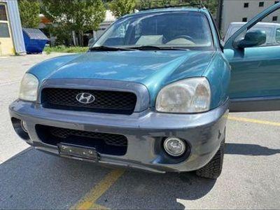 gebraucht Hyundai Santa Fe 2.7 V6 GLS