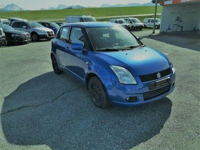 gebraucht Suzuki Swift 1.3 GL Top 4WD