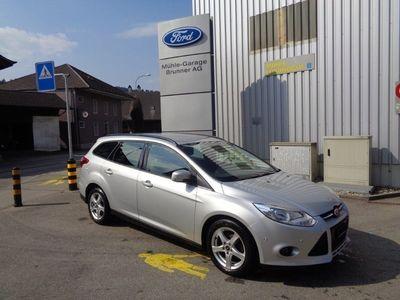 gebraucht Ford Focus Station Wagon 1.0i EcoB Winner