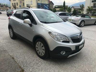 gebraucht Opel Mokka 1.7 CDTi Enjoy 2WD Automatic