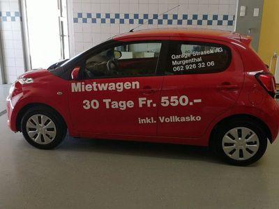 gebraucht Citroën C1 1.0 e-VTi Stop&Start Swiss&Me