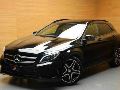 gebraucht Mercedes GLA250 GLA-Klasse MercedesAMG Line 7-Gang DCT