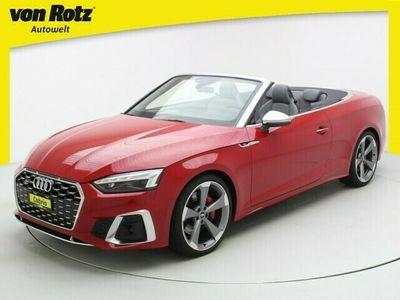 gebraucht Audi S5 Cabriolet  3.0 TFSI quatt.