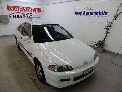 gebraucht Honda Civic 1.6i ESi