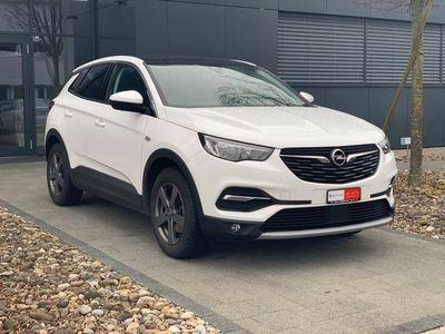 gebraucht Opel Grandland X 1.2i TP Excellence