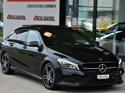 gebraucht Mercedes CLA200 Shooting Brake AMG Line 7G-DCT