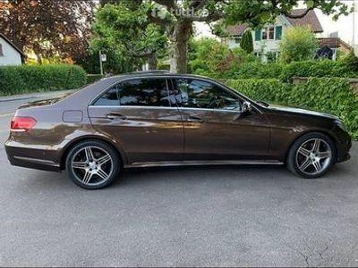 gebraucht Mercedes E200 E-Klasse MercedesAMG Optik