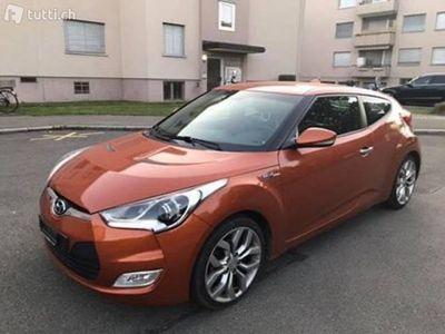 gebraucht Hyundai Veloster 1.6GDI, Jg 2012,Frisch MFK und Service