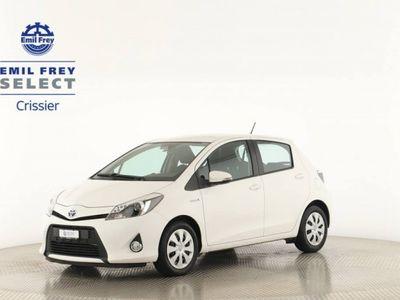 gebraucht Toyota Yaris 1.5 VVT-i HSD Sol