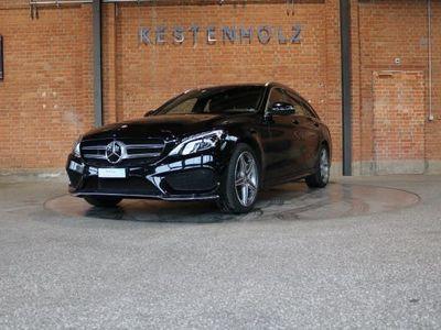 gebraucht Mercedes C250 C-KlasseBlueTEC AMG Line 4M