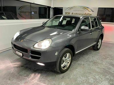 gebraucht Porsche Cayenne S Cayenne Ab MFK340 PS 151.000Km