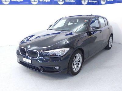 gebraucht BMW 116 1er d EfficD Edition