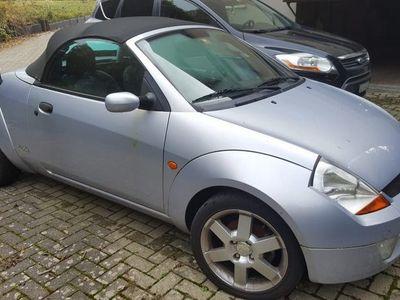 gebraucht Ford StreetKa Streetka Gepflegtes Cabrio 1.6 zu verkaufen