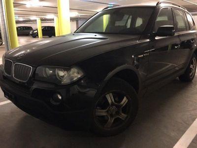 gebraucht BMW X3 xDrive 25i (2.5si)