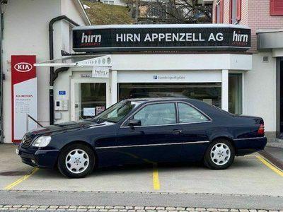 gebraucht Mercedes 500 CL (S)