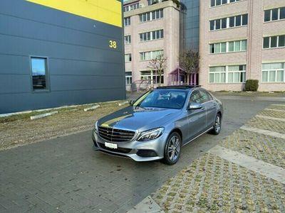 gebraucht Mercedes C200 BlueTEC Exclusive 7G-Tronic
