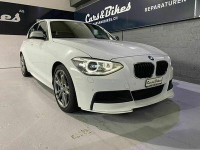 gebraucht BMW M135 1er i xDrive Steptronic Navi, MFK,Garantie,Tausch
