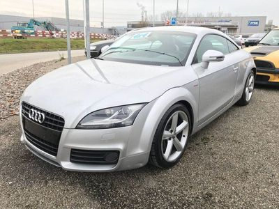 gebraucht Audi TT 3.2 S-Line